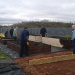 Volunteer Day at The QE with BT