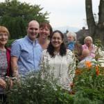 Celebrating Devlin Court's Herb Garden
