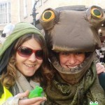 Becoming a toad & other Kentish happenings
