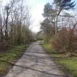 Scottish Trainees explore Cumbernauld's Greenspaces
