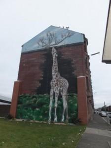 A novel approach to Urban rewilding in Shettleston