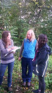 Clare's fantastic fungi forage