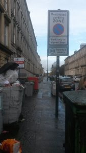 Thankfully the Living Streets Community Street Audit wasn't all rubbish