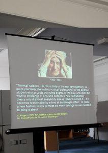 Philosophy of systematics slide 1