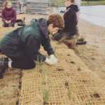 Snails, Sunshine and more Snails, plus the benefits of being a Volunteer