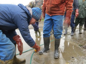 Chris's Welly Wash