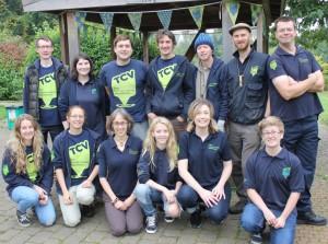 TCV Skelton Grange Team 2015