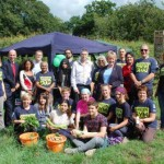 A Year (and a bit) – TCV Green Gym in Cassbiobury Park, Watford, Celebrates!
