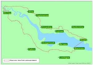 IFLI area map