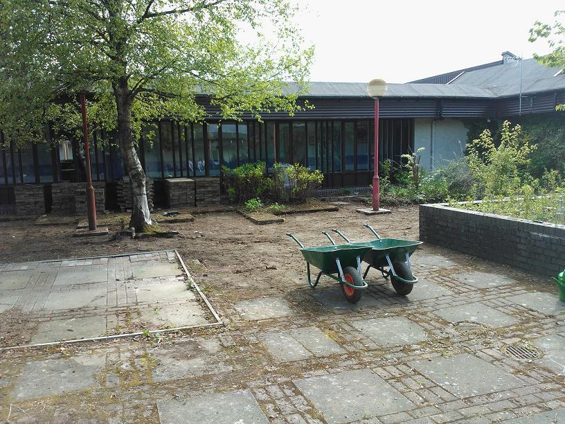 Warden Park School Building Work