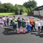 School Green Gym begins at St Joachim's Primary School