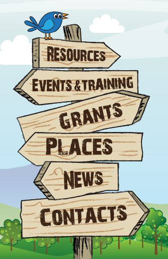 Outdoor learning directory