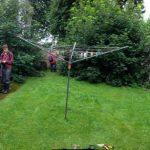 TCV come to the Garden Rescue