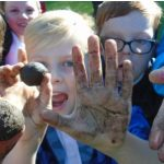 Wonderful Worms with Uplawmoor Primary School