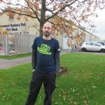 Andy – being a TCV VO