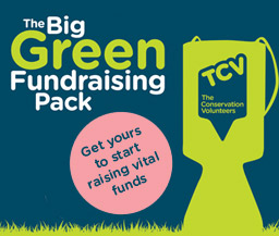 Big Green Fundraising Pack graphic