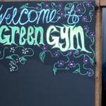 TCV Green Gym volunteers